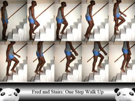 Fred and Stairs OSWU by Ahrum-Stock