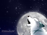 Lonely Howl by RippedMoon