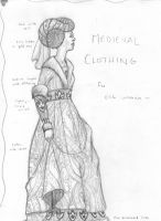 Medieval Clothing by xLita--x