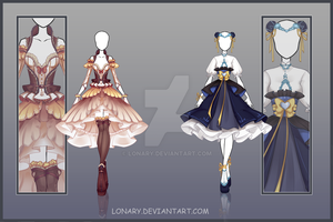 [Close] Design adopt_144-145 by Lonary