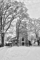 Old Church by tpphotography