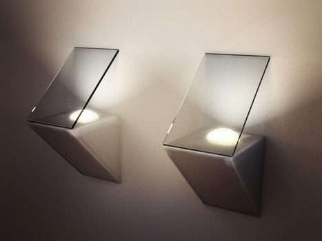 12-10-16 Wall lamp by dwsel
