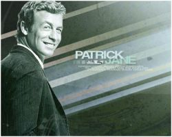 Patrick Jane by Luishi17