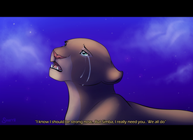 Simba, I need you by Searii