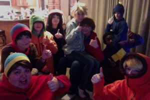 South Park Omegle Time! by CosplayTokenBlack