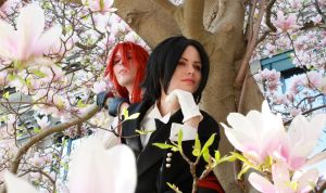 Butlers in bloom by MortenW