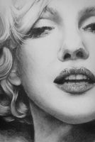 Marilyn Monroe by Shanuke