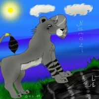 The-Lioness art trade by lioness14