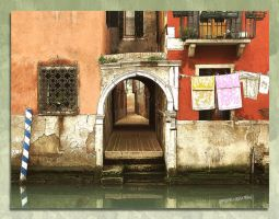 VENICE - Portico by gameover2009