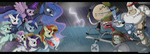 .:EPIC BATTLE!!:. by The-Butcher-X