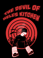 Devil of Hell's Kitchen shirt by Vic-Neko