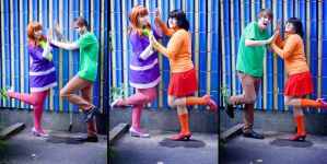 Scooby Doo - We're here to solve a mystery by stormyprince
