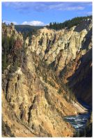 The Yellowstone by wyorev