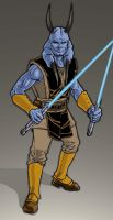 Star Wars RPG- Keev by z95pilot