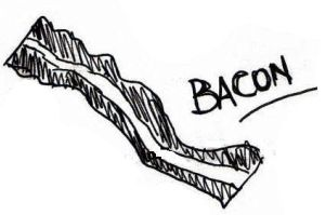 Bacon by Mollicles420