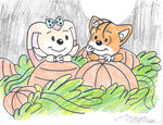 .:Peanuts:. Waiting for The Great Pumpkin! by Elizabeth-Rose123