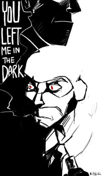 TF2: You left me in the dark by ky-nim