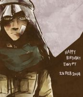 HBD Gupta 2014 by gemmingi