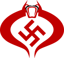 Nazi Snakes (Hell Raising) by JMK-Prime