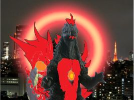 Ep 13: The rise of Super Godzilla 2000 by ltdtaylor1970