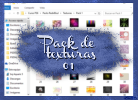 Pack Texturas 01 by Redxibsul