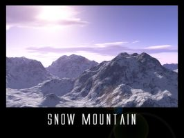mountains by oNh