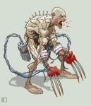 Weapon X by spundman