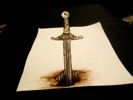 Sword 3D by naldojunio