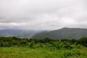 Blue Ridge Mountains Stock 36 by FairieGoodMother
