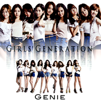 SNSD: Genie 3 by Awesmatasticaly-Cool