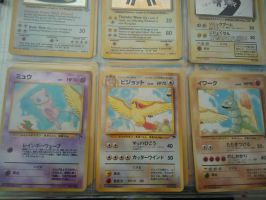 Pokemon Card Collection: pokemon scene? by ForTheLoveOfWalrus