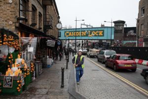 At Camden Lock by puppeteerHH