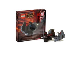 Darth Maul Speeder Bike by fifthline