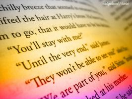 DH: Until the Very End by extraordi-mary