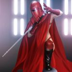 The Imperial Guard by Orinknight
