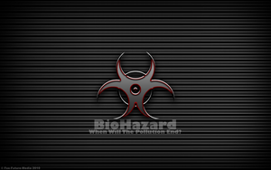 BioHazard - Wallpaper by Fox-Future-Media