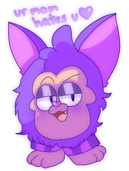 you approached a sassy tattletail!!! by ROBLOX-t1ffanyOMG