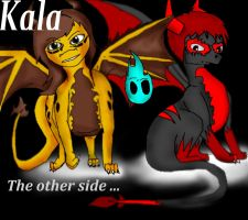 Kala : The Other Side Poster by kalathedragoness