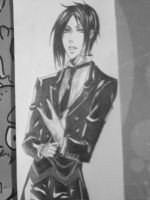 Sebastian Michaelis by ShadowofChaos666