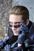 Albert Wesker by DavidCosplay