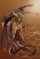Incubus America Colored by BilogNaUtot