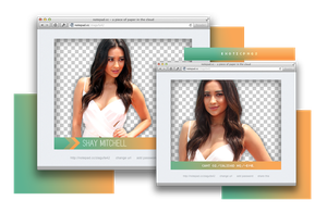 Pack Png 813 // Shay Mitchell by ExoticPngs