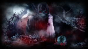scary night in the hell by erool