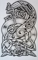 Celticbeast(2) by Tattoo-Design