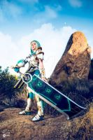 Redeemed Riven Cosplay - Awakened by ZerinaX