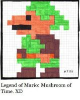 Legend of Mario by elfofcourage