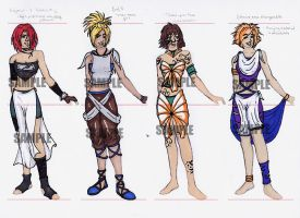 - Outfits - Page 2 by leighanief