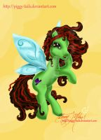 My Little Pony- Hatteress by piggy-tails