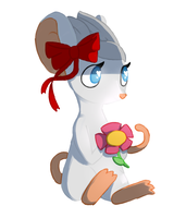 Mouse for my friend by Kuuurek