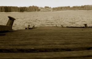 In to the Lake by UglyKidAndy